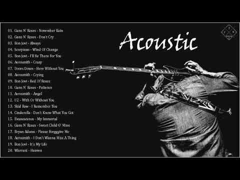 Bon Jovi, Scorpions, Aerosmith, Guns N' Roses, Bryan Adams