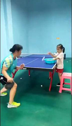 Pay Anything To Have A Daughter Like This Kids Tabletennis Https Video Buffer Com V 5b914517676c77bb50a5f918