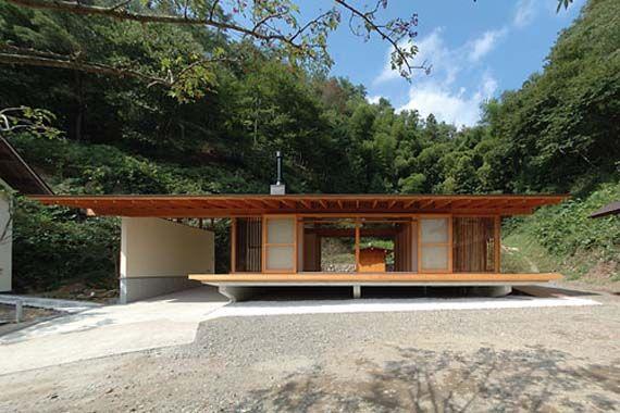 Superbe Old House : Minimalist Japanese House Architects A Small House Of  Minimalist Japanese Design, Architects, Keisuke Kawaguchi Japanese Small  Houseu201a Minimalist ...