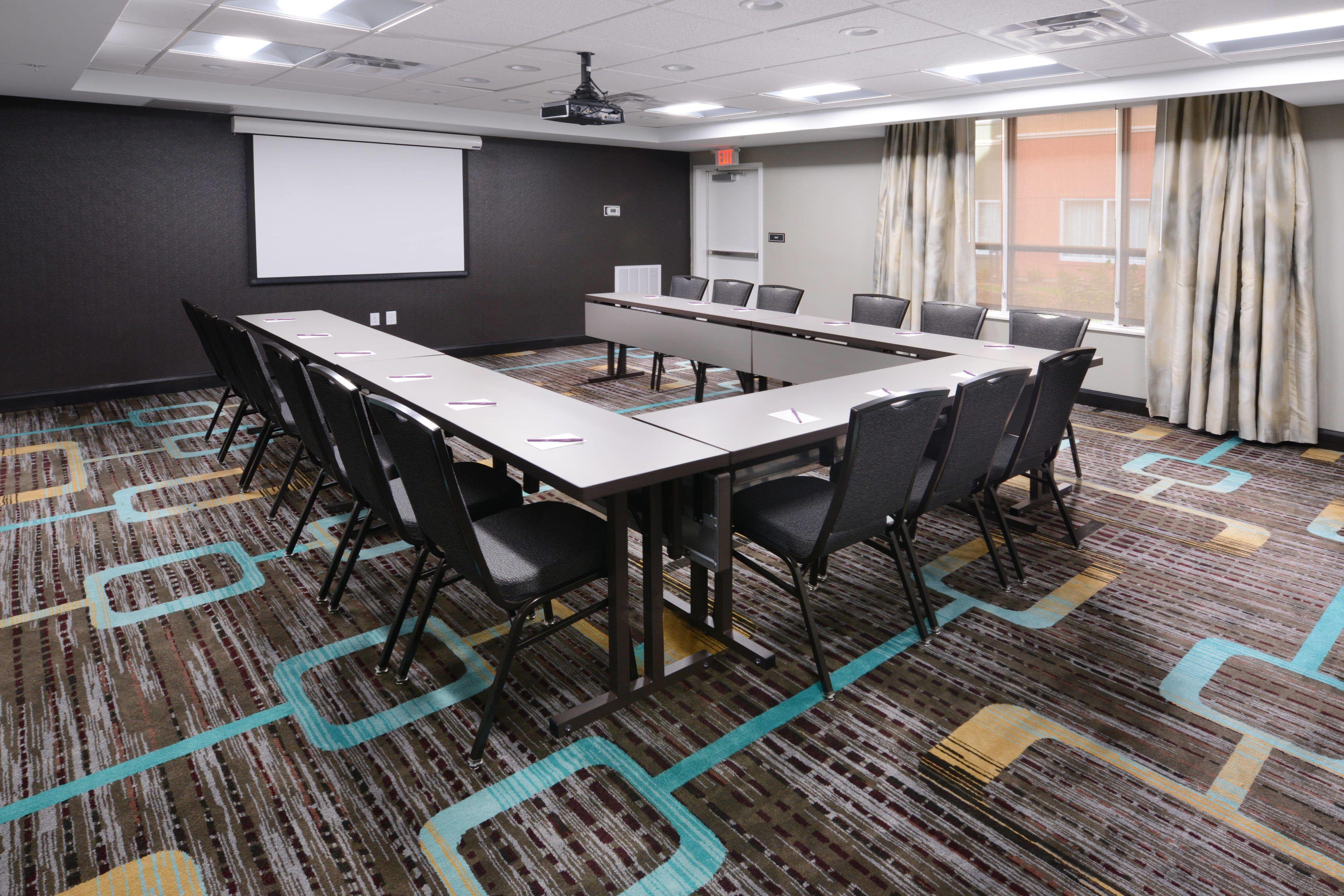 Residence Inn Houston Pasadena Fossil Meeting Room Relax