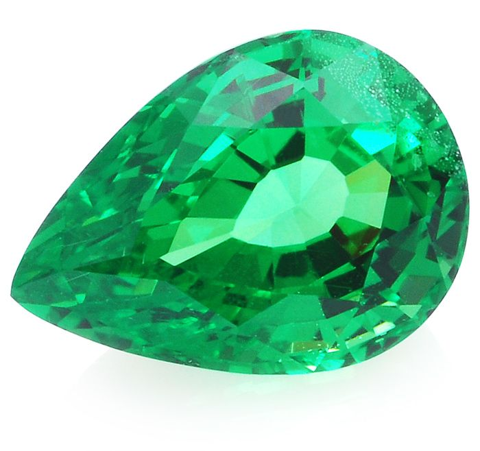 Tsavorite Is The Name Usually Associated With The Darker