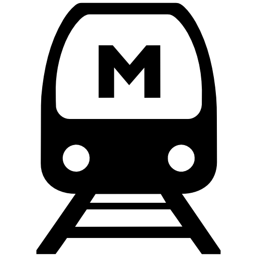 Image result for icon metro