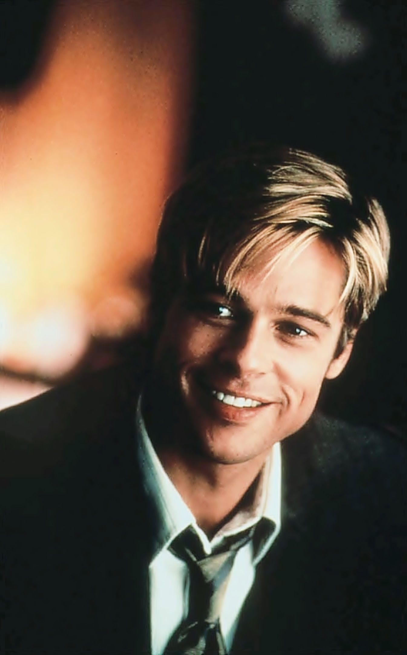 Hot Wallpaper Brad Pitt Meet Joe Black Wallpapers Brad Pitt Brad Pitt Hair Actors