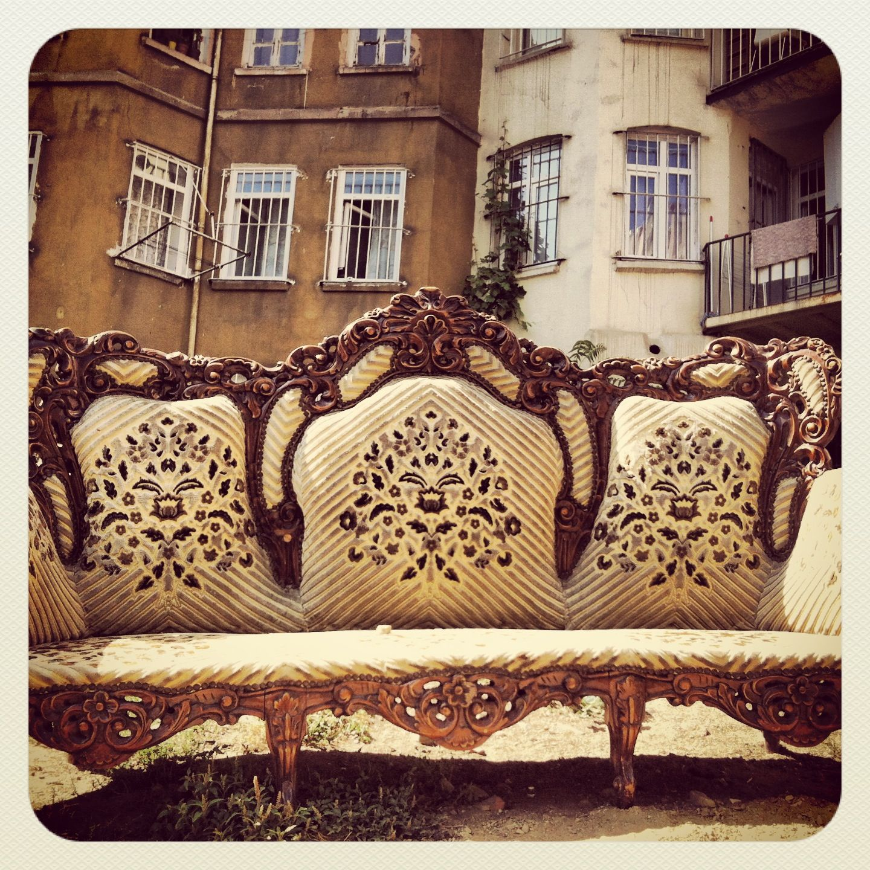 Sofa in istanbul
