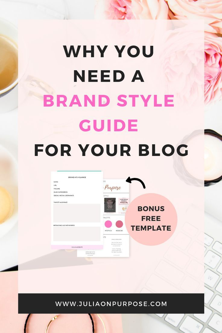 How To Create A Brand Style Guide Brand style guide