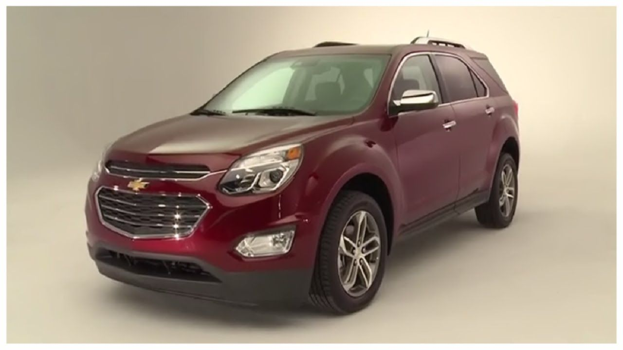 2016 Chevrolet Equinox 2016 Equinox Chevrolet Latest Models