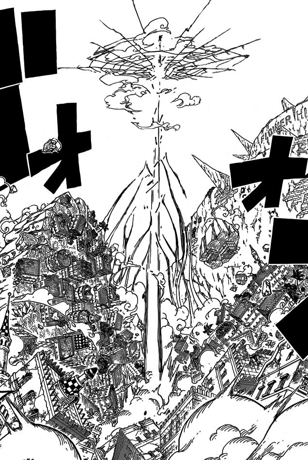 Luffy vs Doffy (Eiichiro Oda)