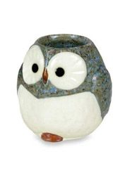 My Owl Barn's Store: Owl Mini Container Blue