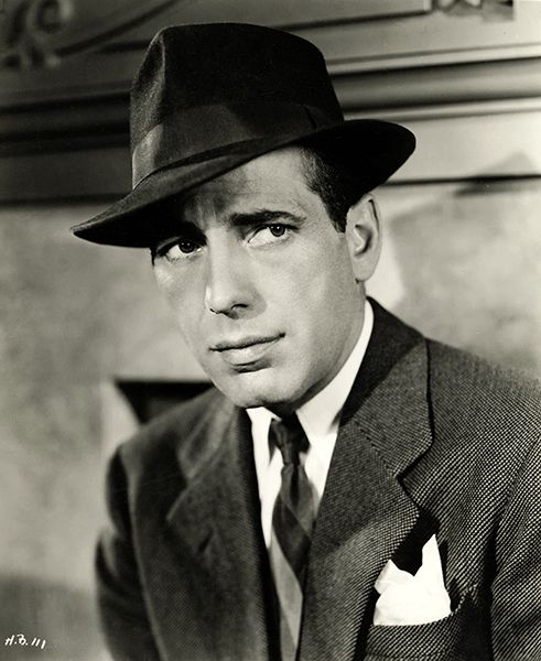 Humphrey Bogart – photos and quotes