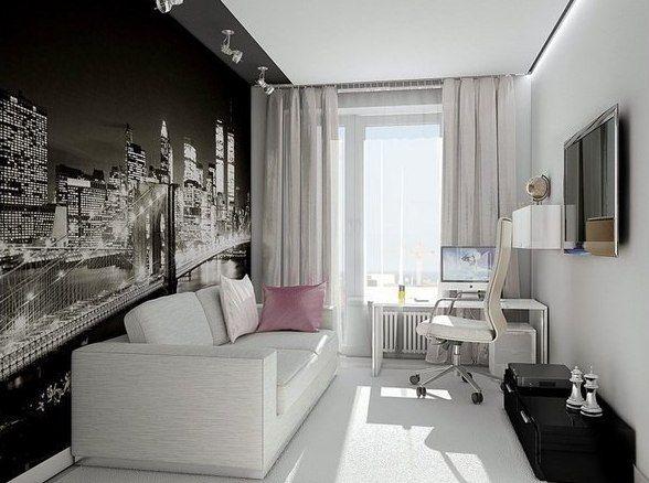 дизайн комнаты 11 кв м а так же 10 метров и 16 19 метрового