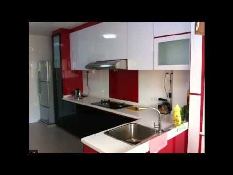 Hdb 3 Room Resale Flat Renovation Before After Singapore Hdb Apartment Pinterest