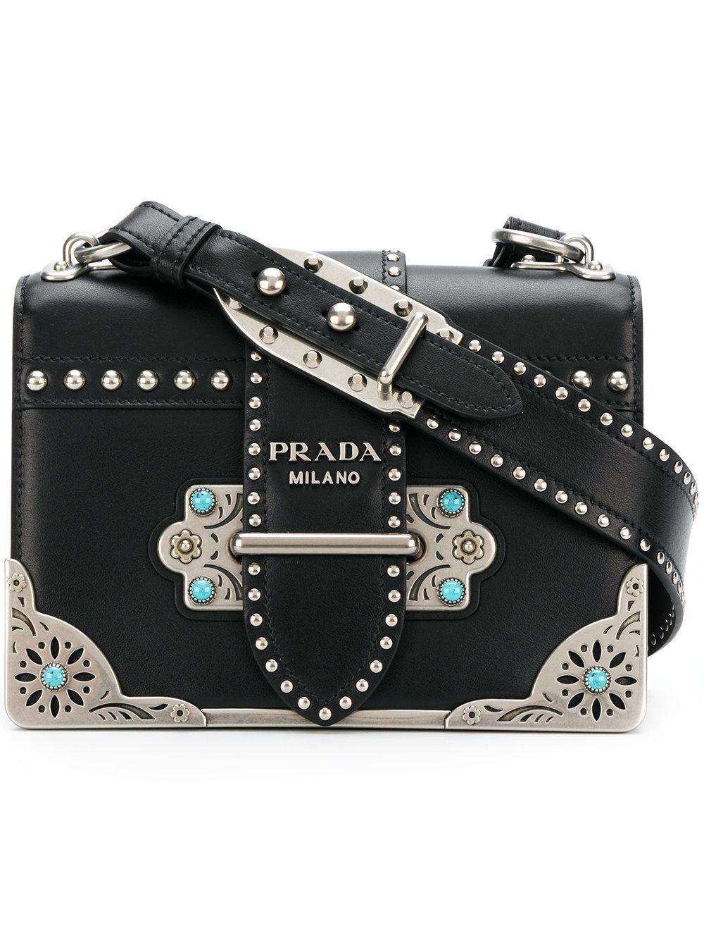 Prada Cahier Shoulder Bag  f53e50dd2fbe6