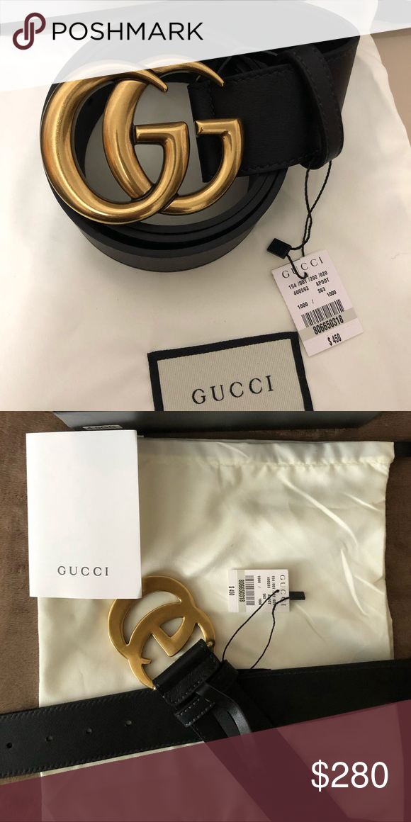 2fd43786e645 Gucci gg marmont belt Gucci gg belt Comes with dust bag box not included Gucci  Accessories Belts