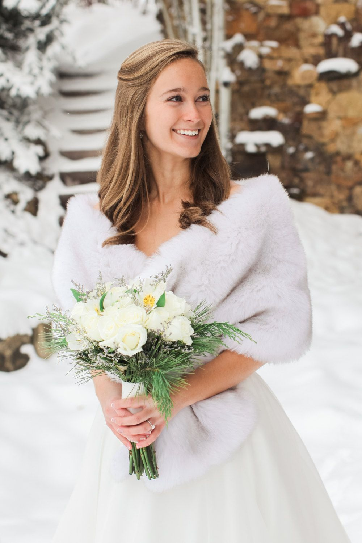 Light Gray Fur Shawl Silver Fur Bridal Wrap Wedding Fur Etsy Bridal Fur Wrap Wedding Fur Faux Fur Bridal