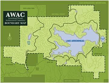 map of lake arrowhead Lake Arrowhead Lake Rights What Does That Mean Lake Arrowhead map of lake arrowhead