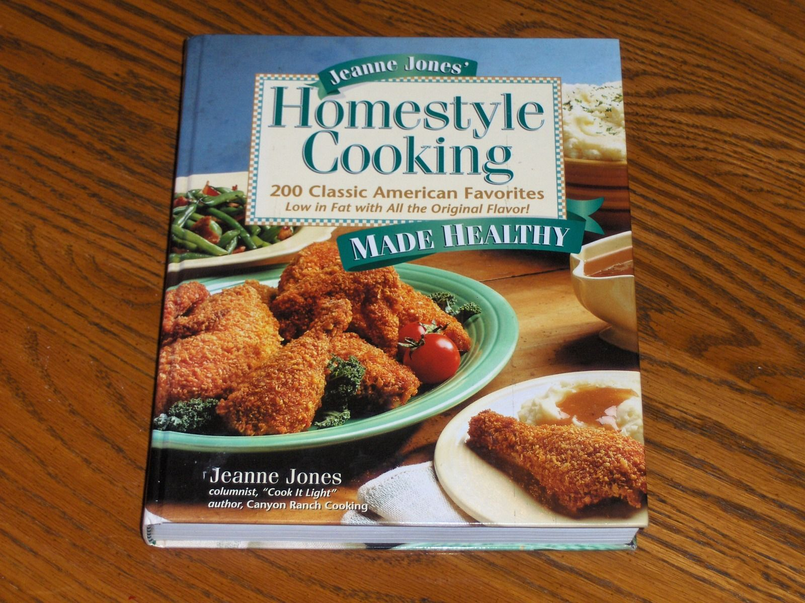Homestyle Cooking by Jeanne Jones