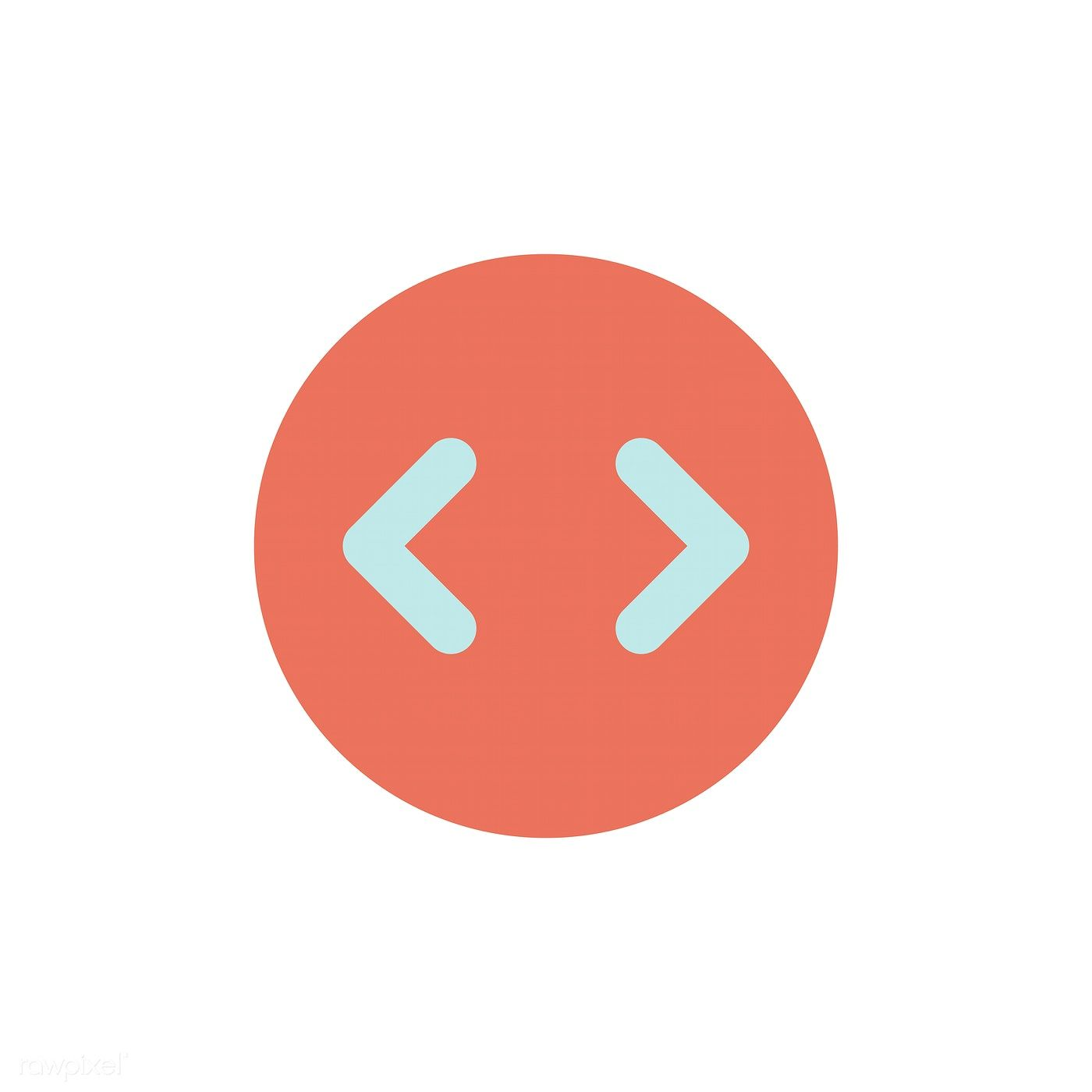 Vector Of Computer Code Icon Free Image By Rawpixel Com Ningzk V