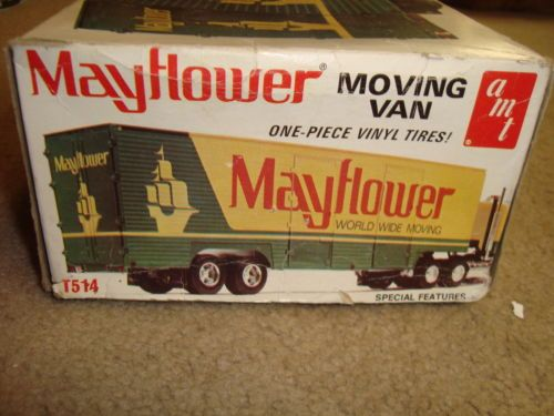 Vintage Mayflower Moving Trailer Model Ebay With Images