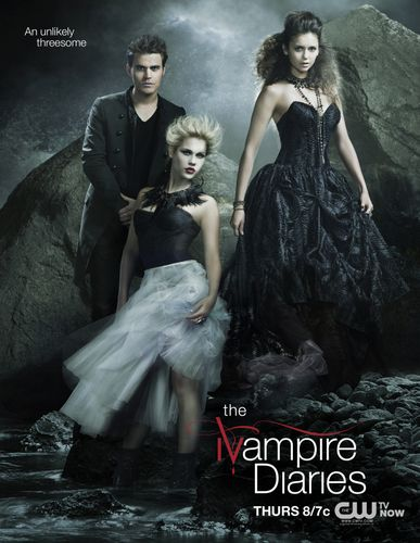 Vampire Diaries Saison 4 : vampire, diaries, saison, Vampire, Diaries, Saison, Saison,, Diaries,, Vampires