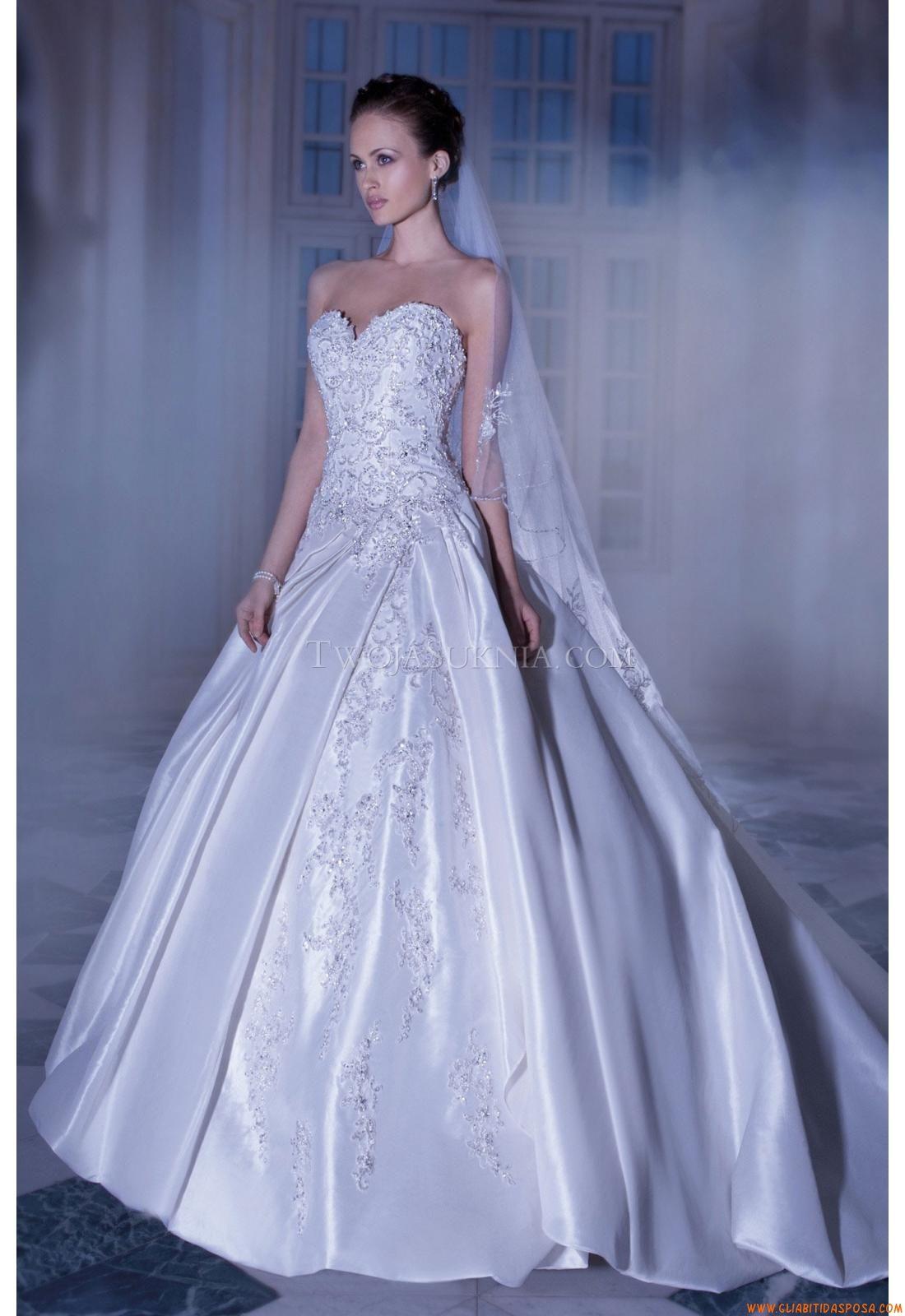 Cosmobella Demetrios Sposabella Wedding Dresses Style 4321 Dress Off Retail