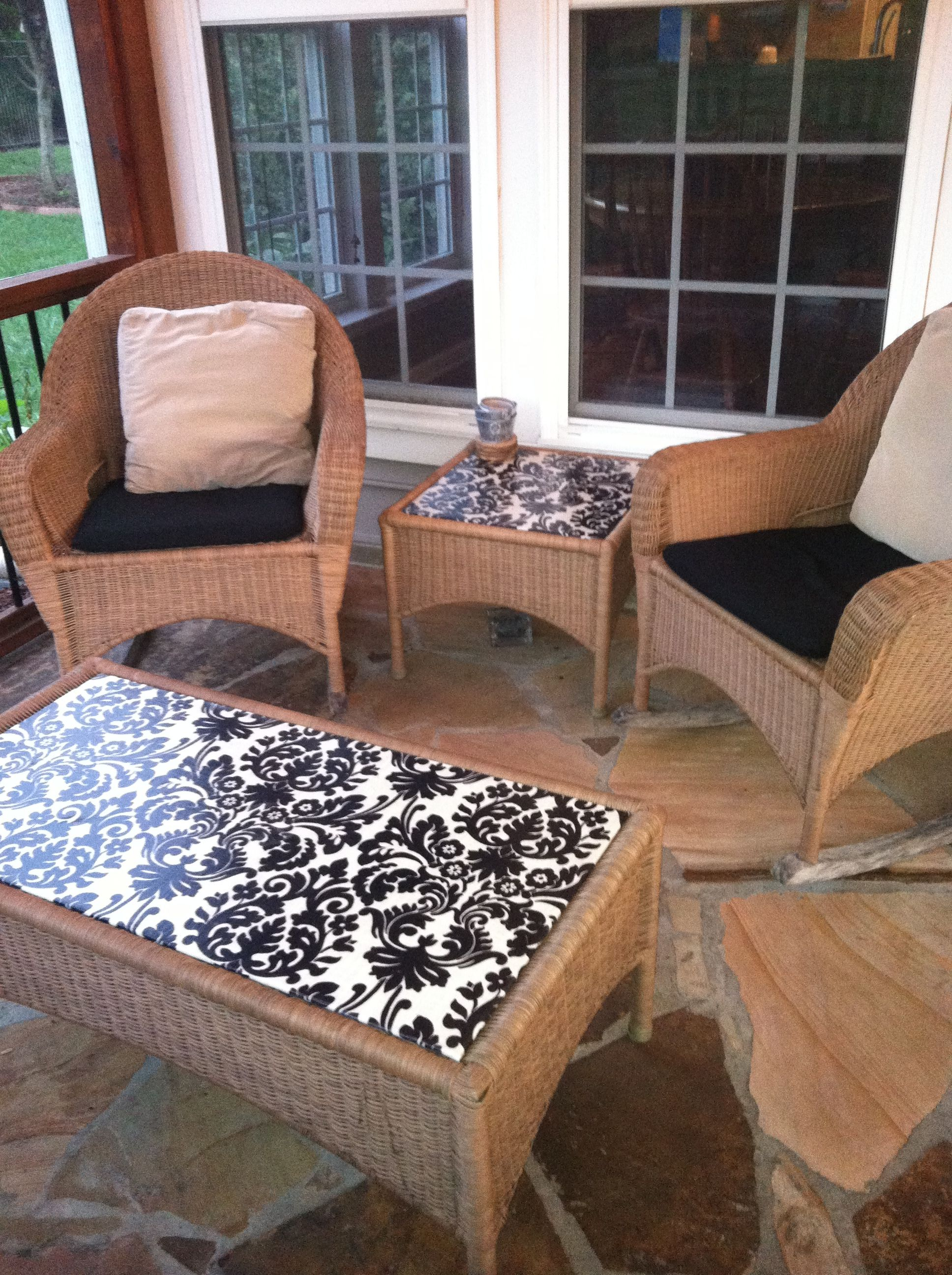 Pin By Sarah Brooks On Diy Furniture Makeover Painted Table Furniture Finishes [ 2592 x 1936 Pixel ]