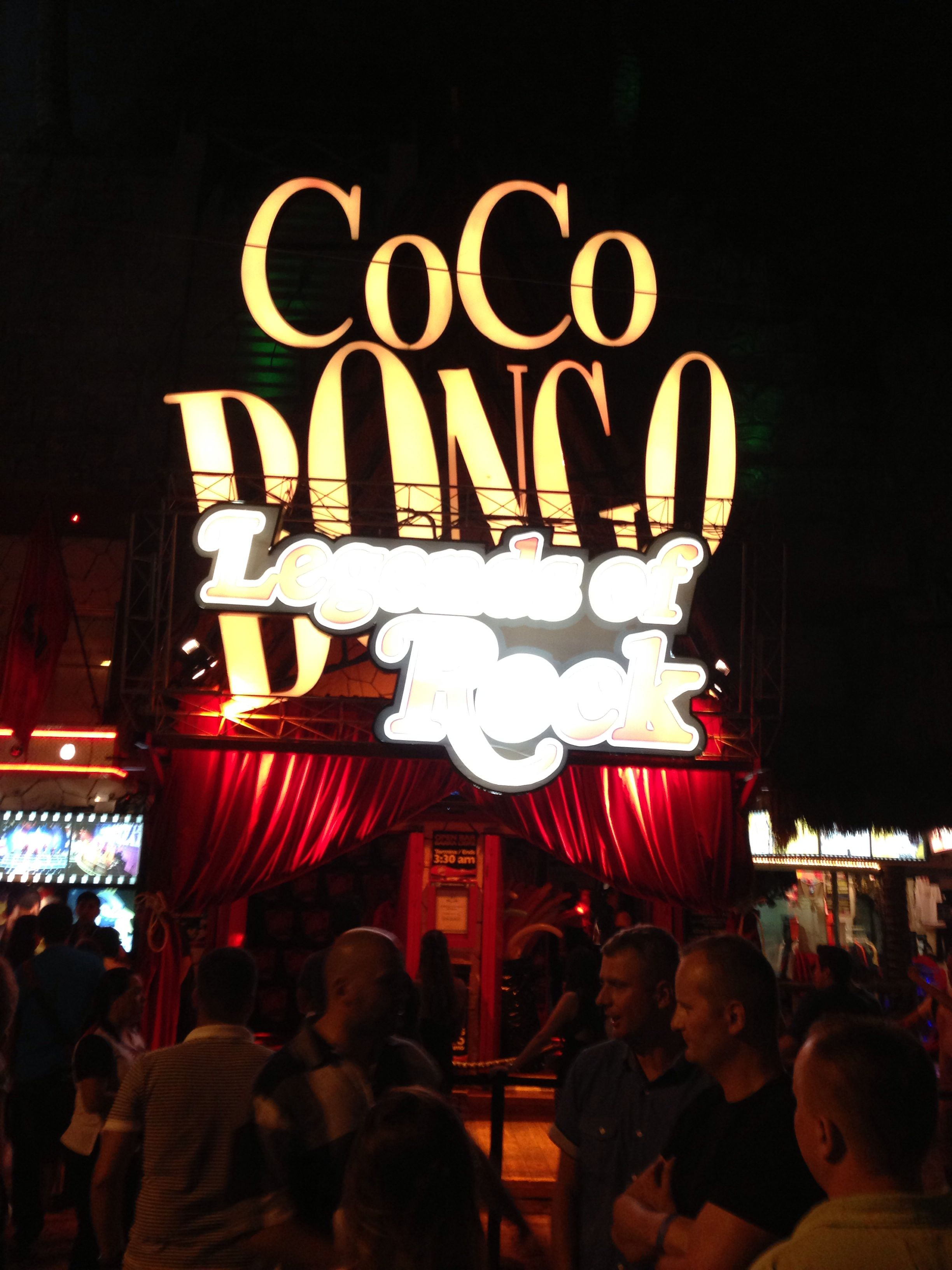 www.sanmarco.org  Cocobongo