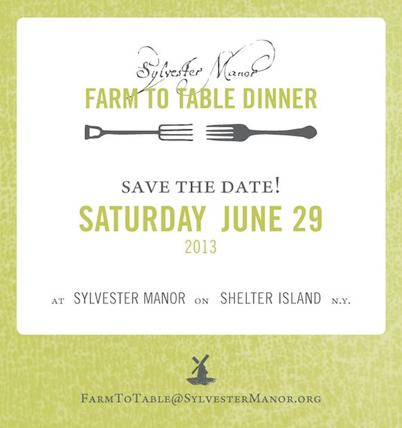 Farm To Table Dinner Invitation I Love The Pitchfork And Table