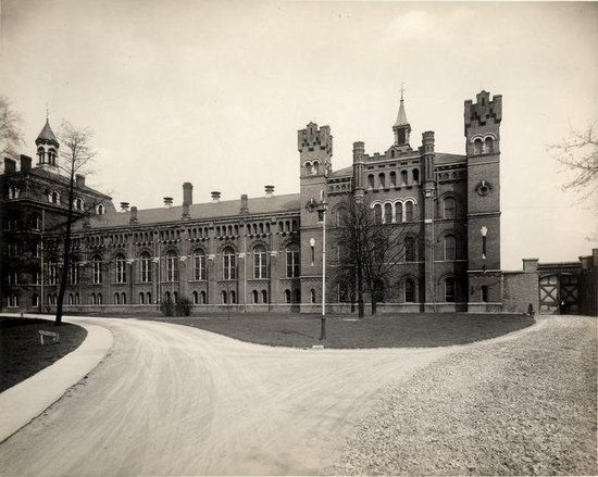 the workhouse in camp washington i remember passing by this as a rh pinterest com