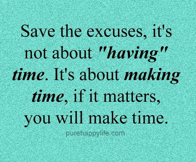 #quotes - save the exc...