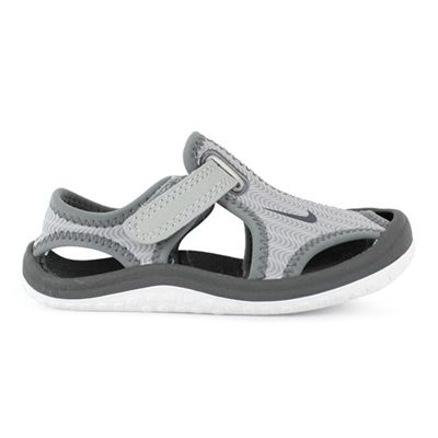 343e7fa9c4b8 Have a look at these shoes NIKE Kids Sunray Protect Sandal (Toddler) Wolf  Grey