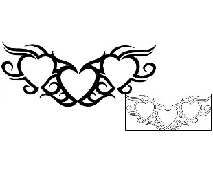 Show details for For Women Tattoo C2F-00108