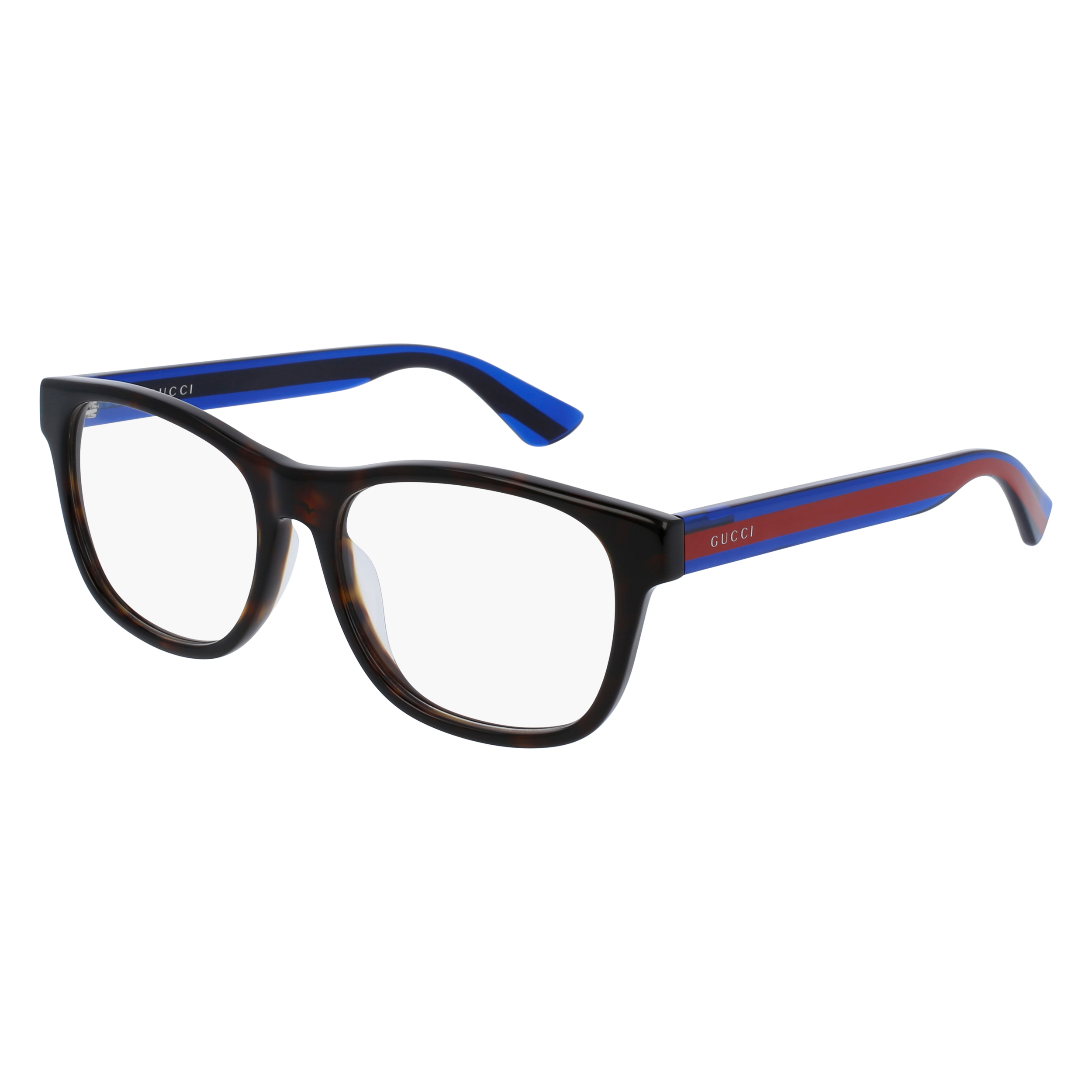 35d226b19b0e Gucci Havana Blue Transparent 003 | wish list | Gucci eyeglasses ...