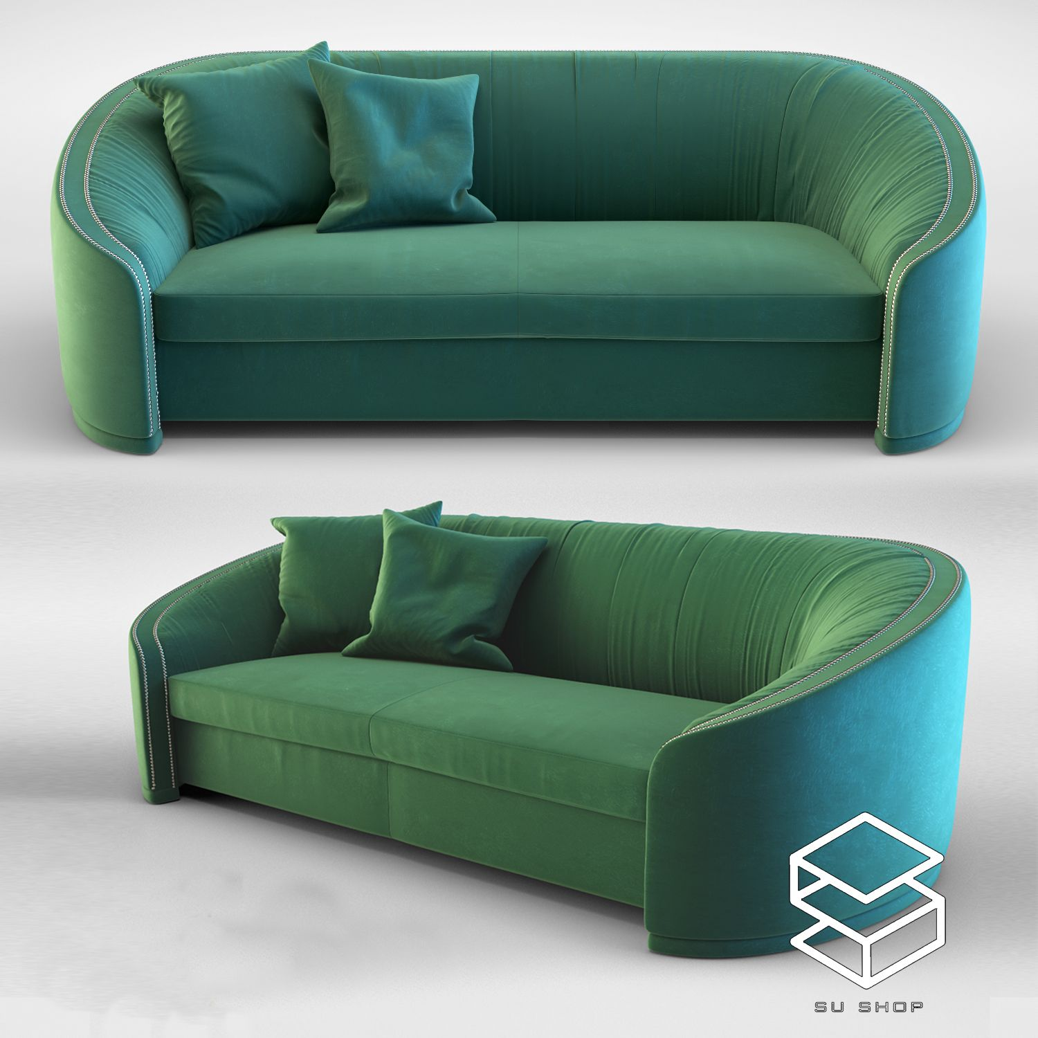 2845 Sofa Sketchup Model Free Download In 2020