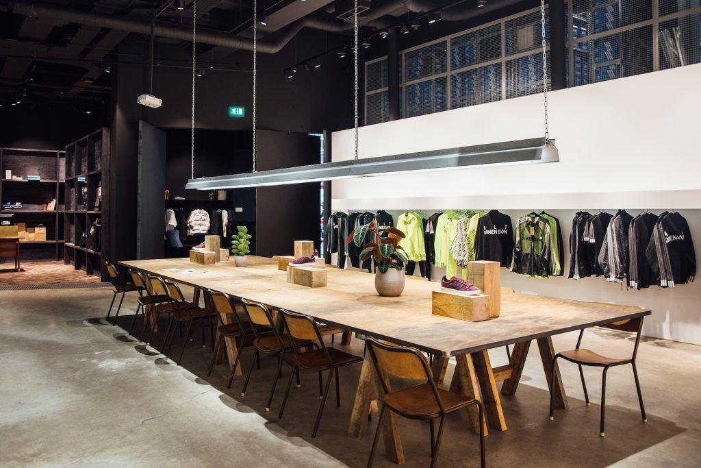adidas covent garden office