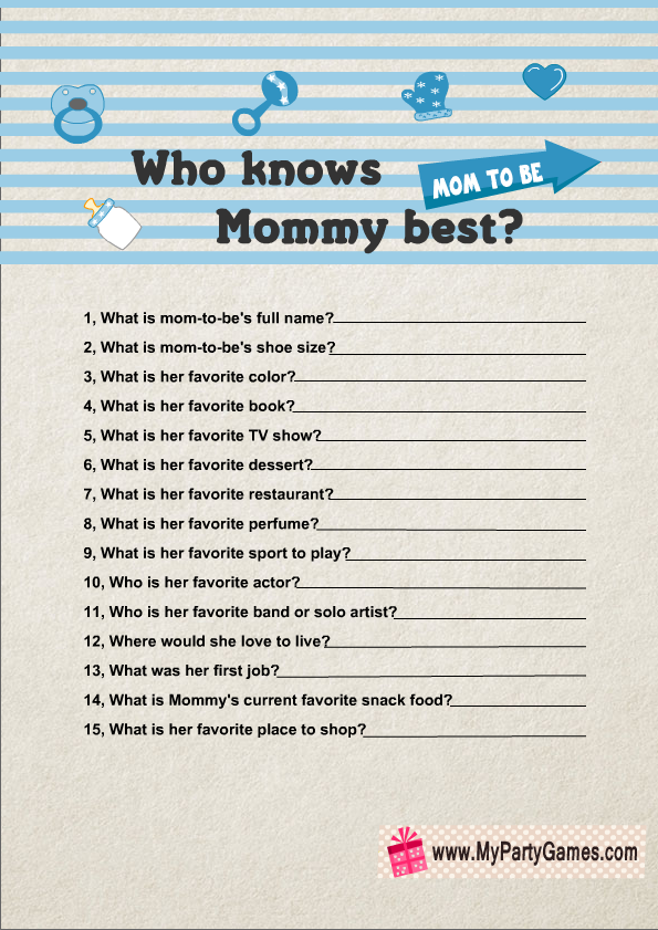 baby shower checklist to help plan the perfect baby shower party – Baby Shower Checklist