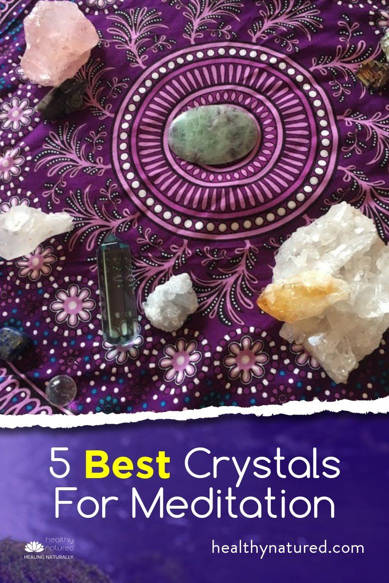 how to use crystals in meditation
