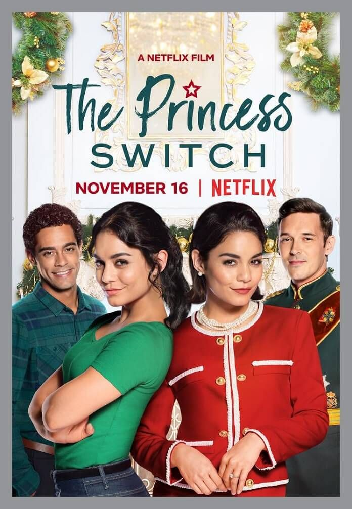 First Look 'The Princess Switch' Trailer and Poster