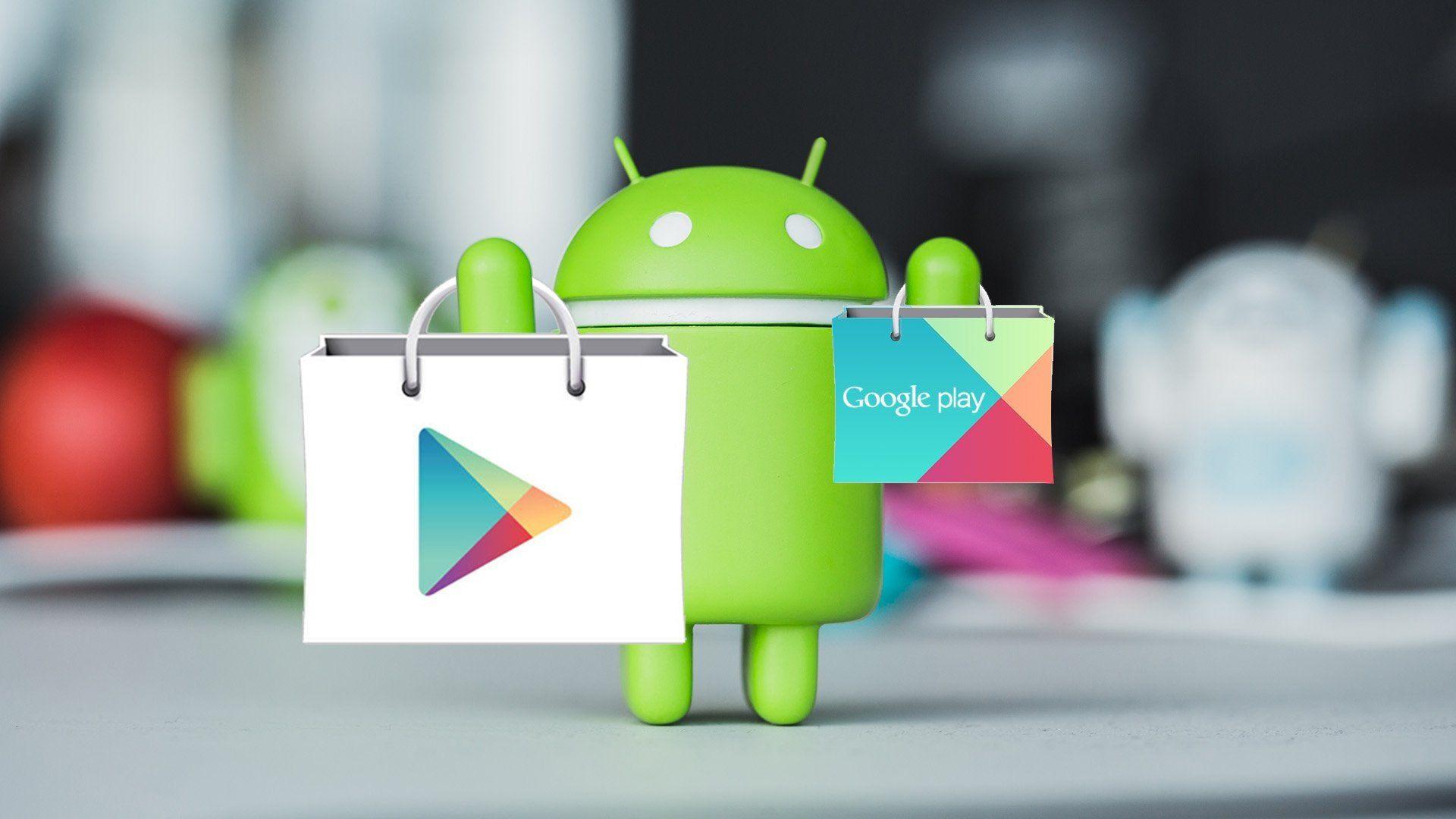 قوقل تزيل عشرات التطبيقات التي تسرق الصور Google play