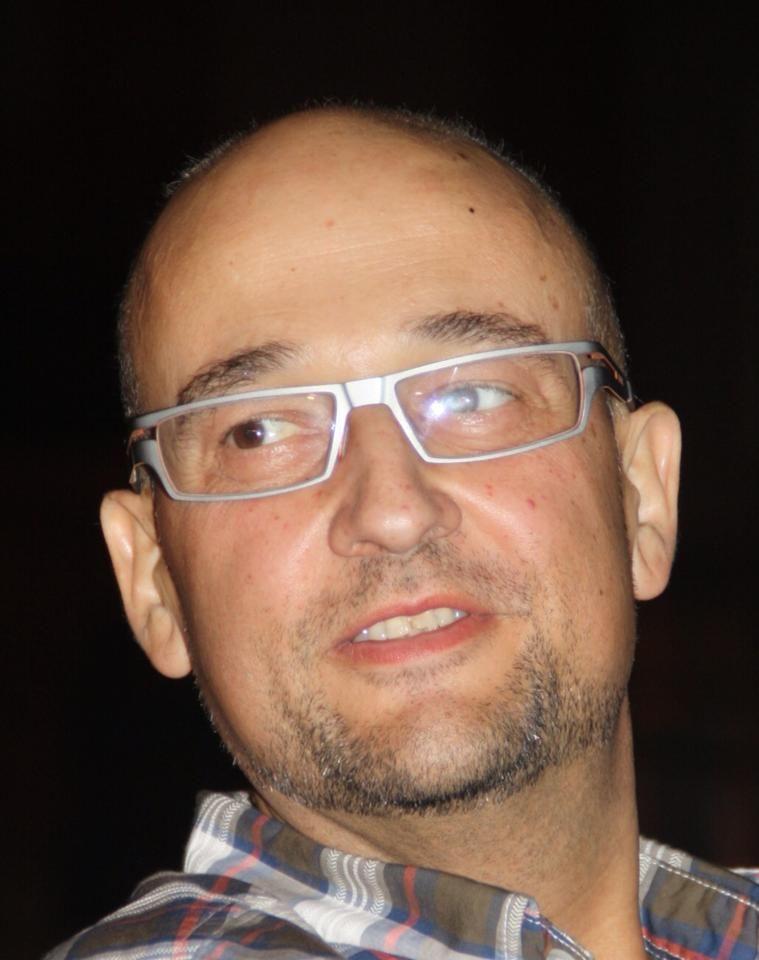 Después de 6 meses, volvía a sonreír.....empezaba mi recuperación.Marcelo Santacreu Berenguer