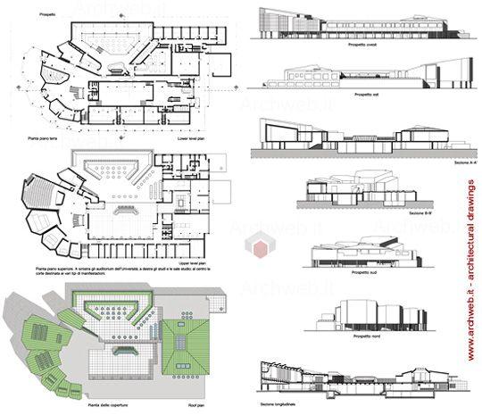 Mezzanine Library Architecture