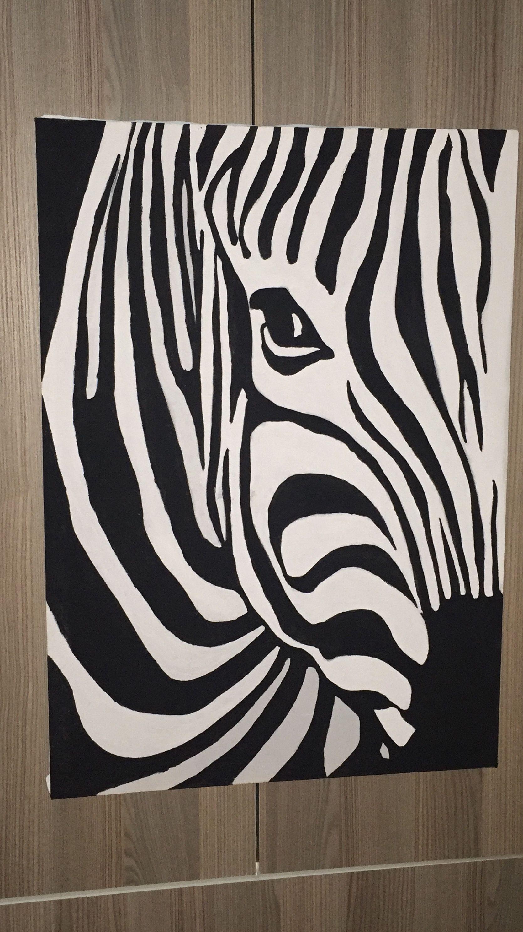 Zebra Siyahbeyazguzeldir Guajboya Missioncomplete Pencil Drawings Zebra Animal Print Rug