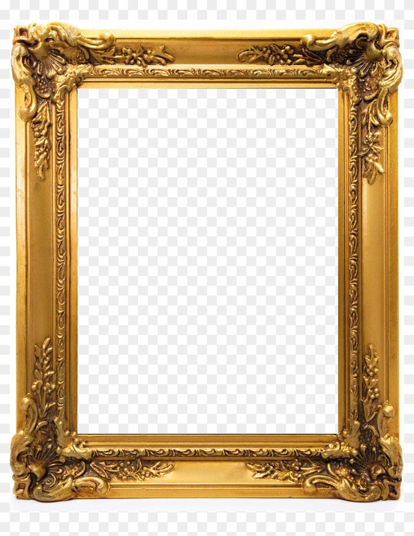 Find Hd Gold Frame Gilt Picture Frame Png Transparent Png To Search And Download More Free Transparent Png Images Gold Picture Frames Gold Frame Frame