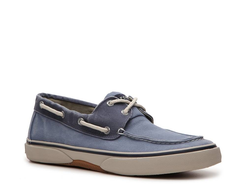 b88ccb94caeea ... Sperry Top-Sider Halyard Boat Shoe Boat Shoes Men s Shoes - DSW ...