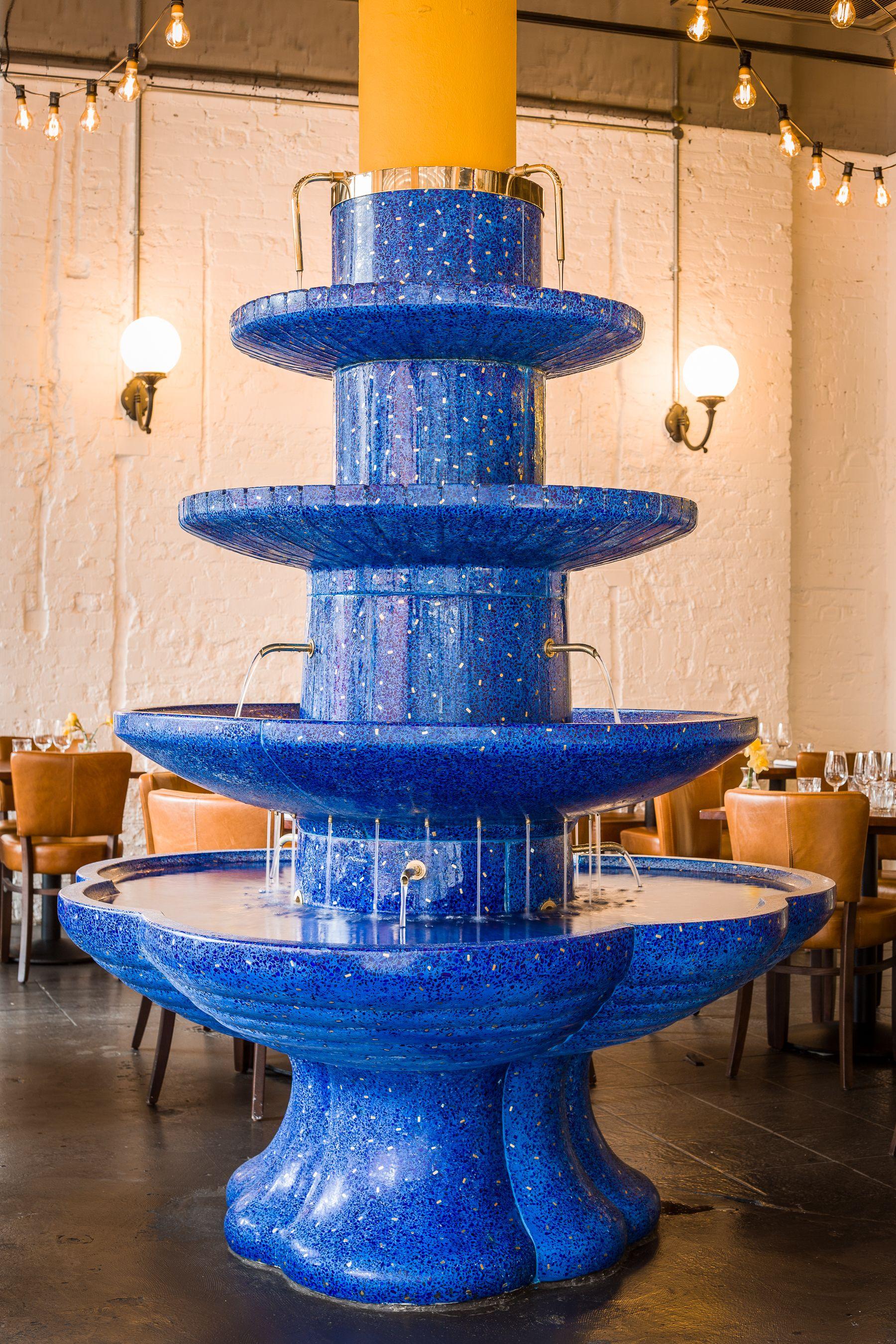Diespeker Co Uk Bespoke Terrazzo Indoor Fountain For Italian