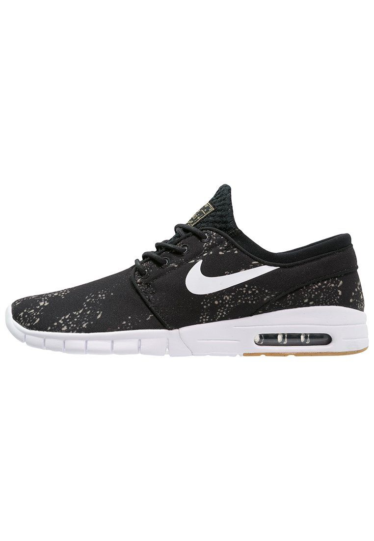 vette Nike SB STEFAN JANOSKI MAX PREMIUM Sneakers laag black/white/neutral  olive/