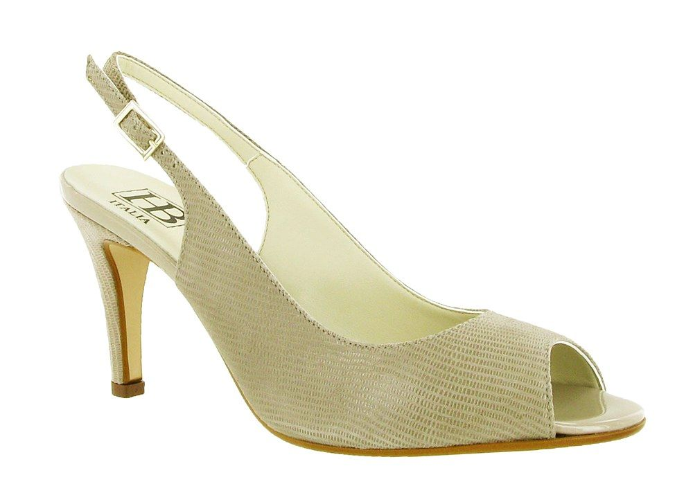 HB Paltro 103 Ladies Printed Suede Peep Toe Slingback Dress Sandal - Robin Elt Shoes  http://www.robineltshoes.co.uk/store/search/brand/HB-Shoes/ #Spring #Summer #SS14 #2014 #Sandals