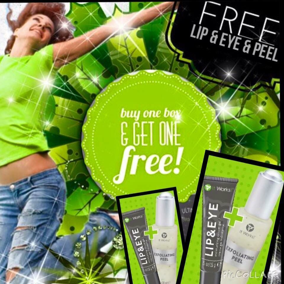 Cannot believe you can get these on our amazing #BOGO deal  Alexm25.itworks.com