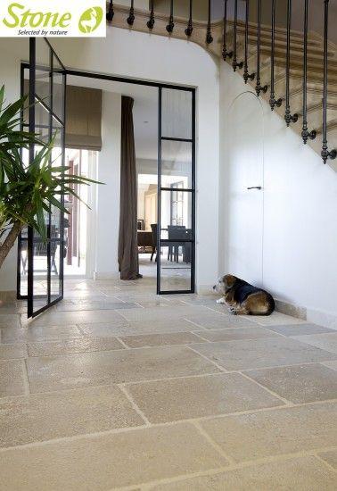 stenen vloer - Google zoeken - Vloeren Woonkamer | Pinterest ...
