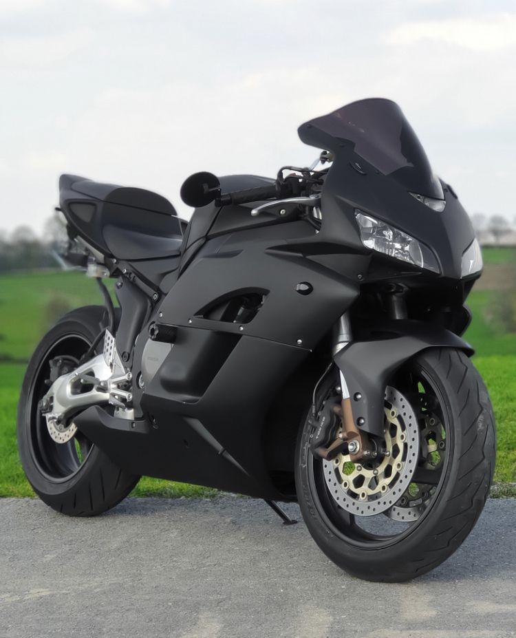Monster Black Honda Honda Cbr Yamaha R6 Black