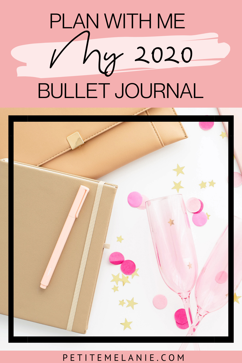 Plan With Me: My 2020 Bullet Journal